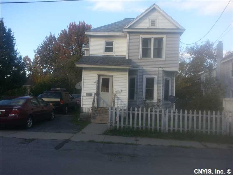 663 Olive St, Watertown, New York 13603