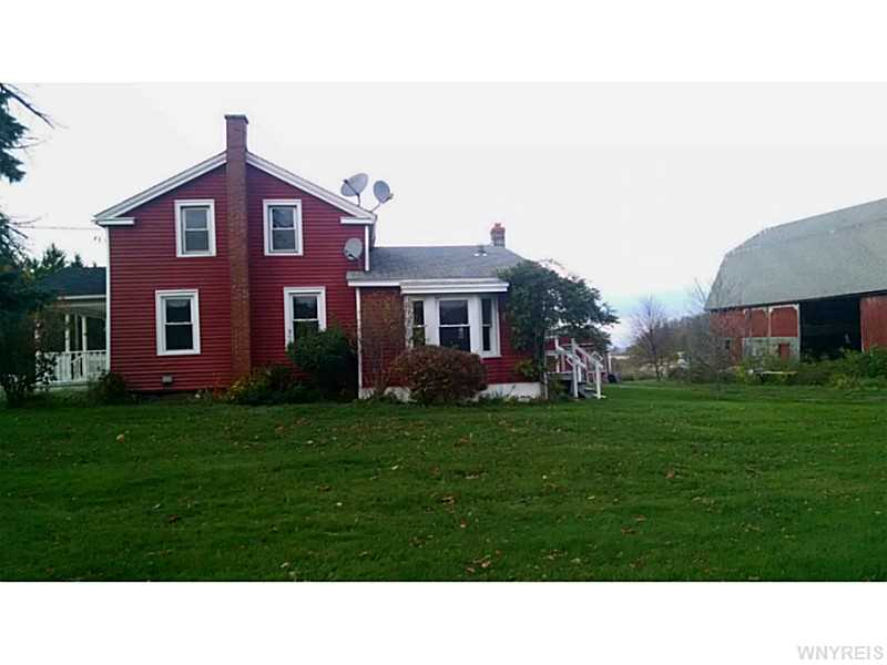 981 County Line Road, Lyndonville, New York 14098