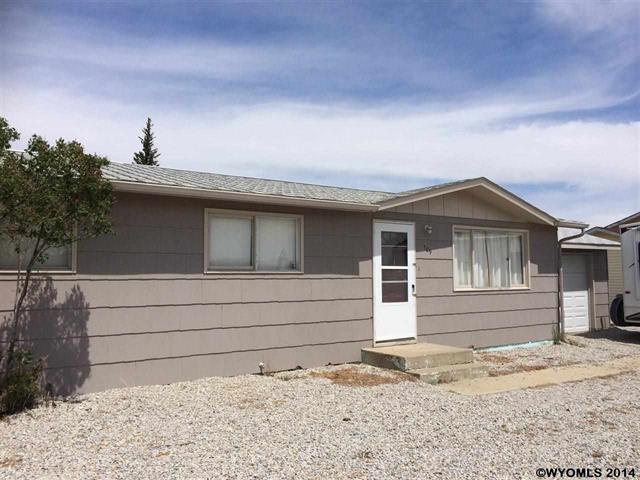 109 S 4th, Hanna, Wyoming 82327