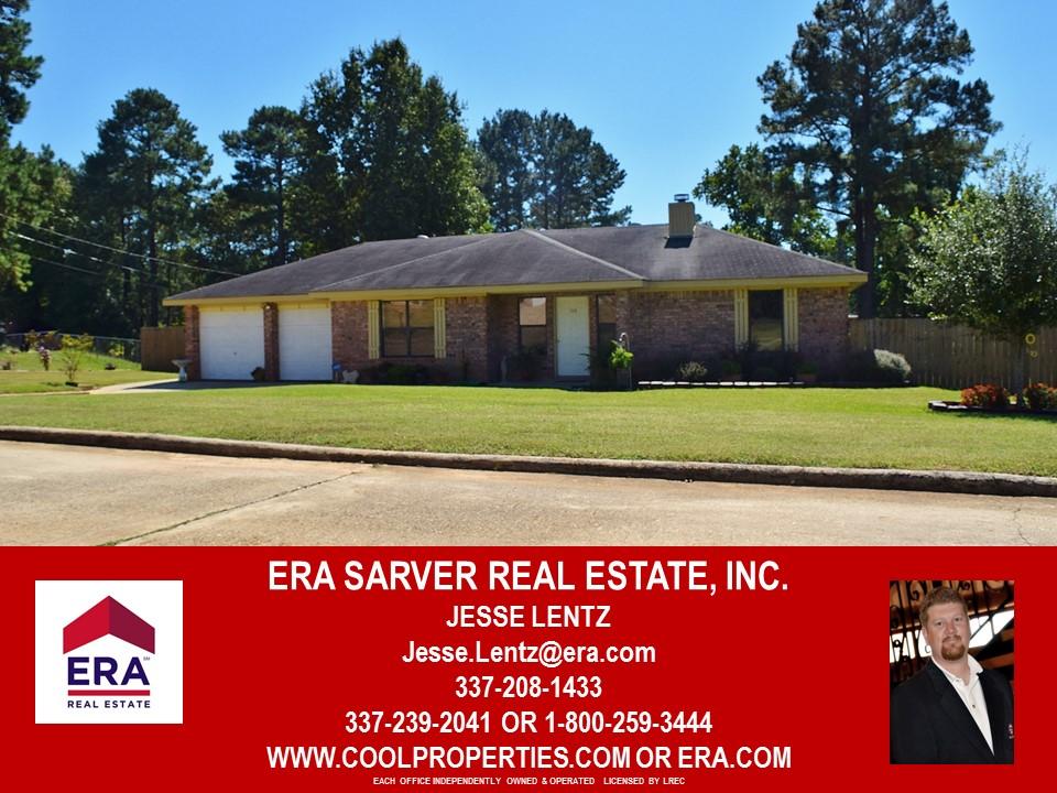 106 Burnley Dr., New Llano, Louisiana 71461