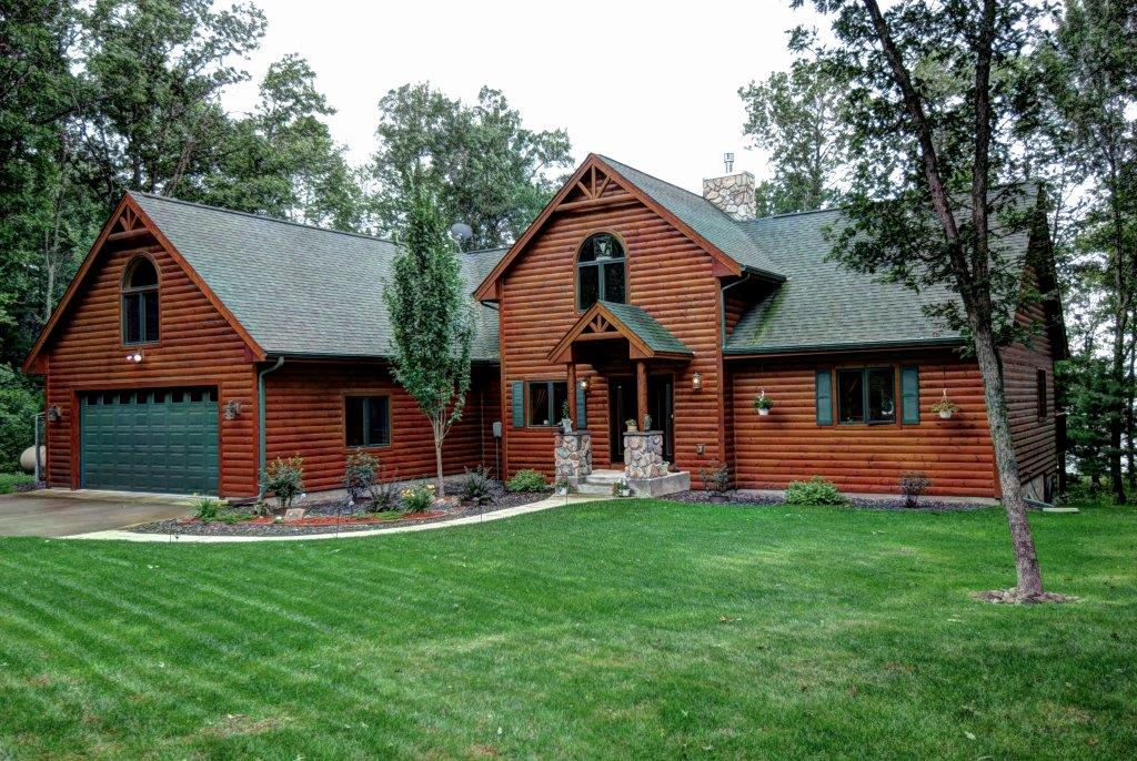 25039 Viola Lake Road, Webster, Wisconsin 54893