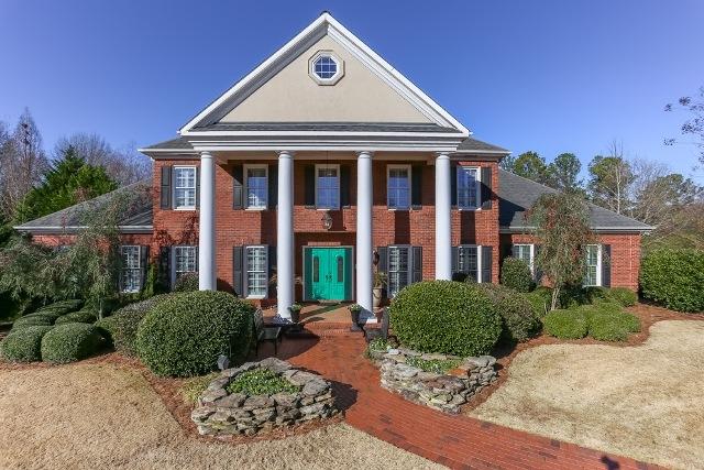 1 Bristol Pl, Anniston, Alabama 36207