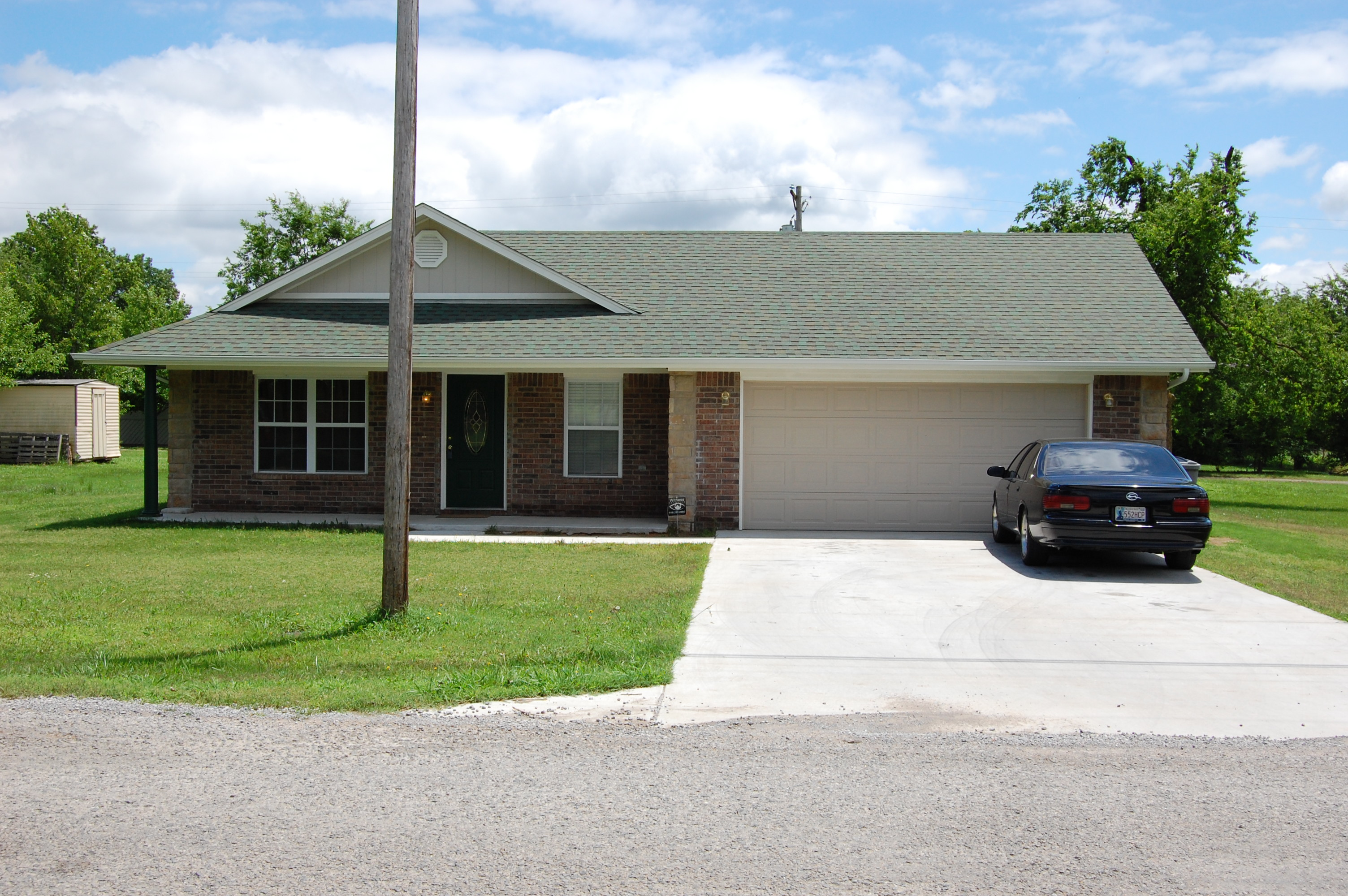 108 W Duncan Road, Haskell, Oklahoma 74436