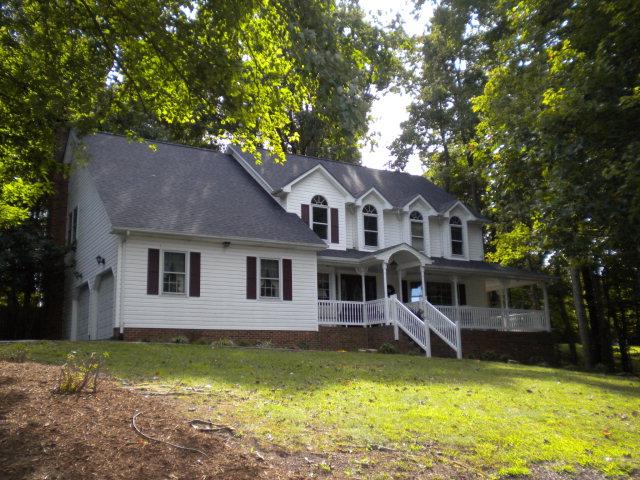 612 Pocahontas Rd., Danville, Virginia 24540