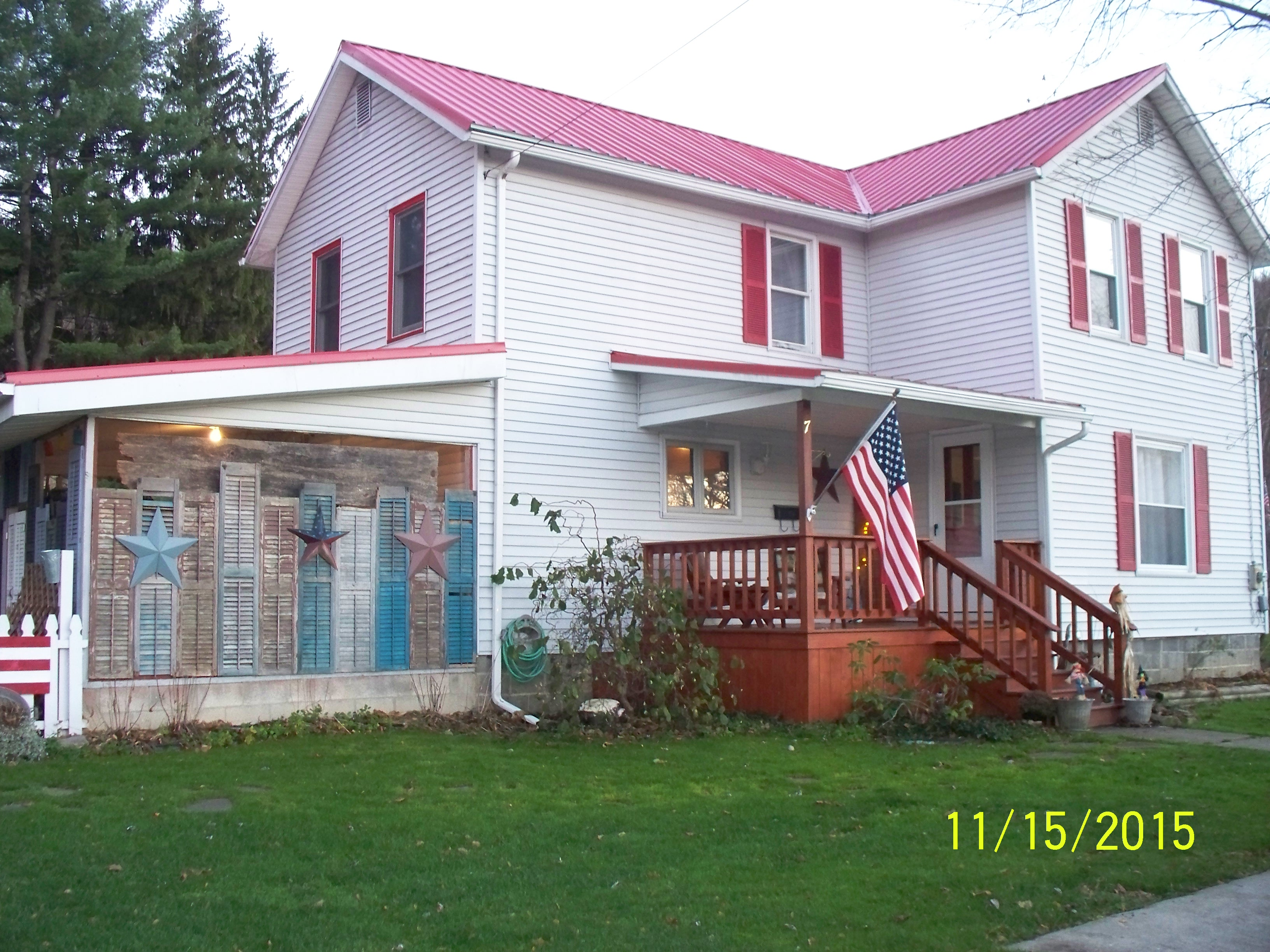 7 Race Street, Canisteo, New York 14823