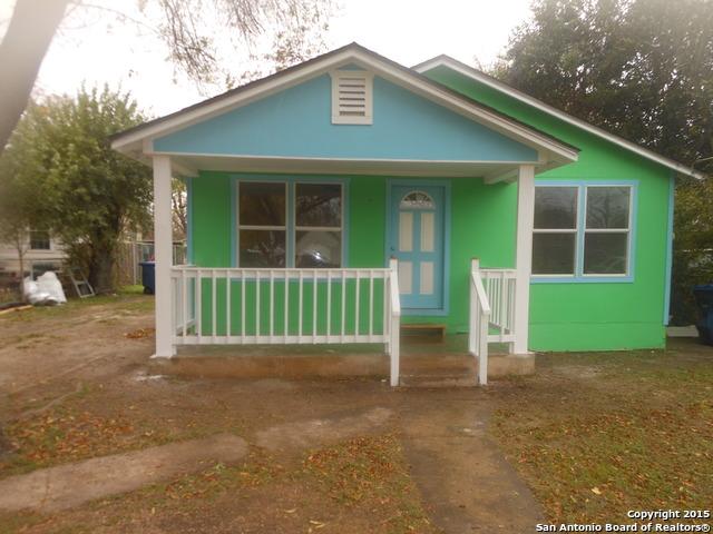415 Briggs St, San Antonio, Texas 78211