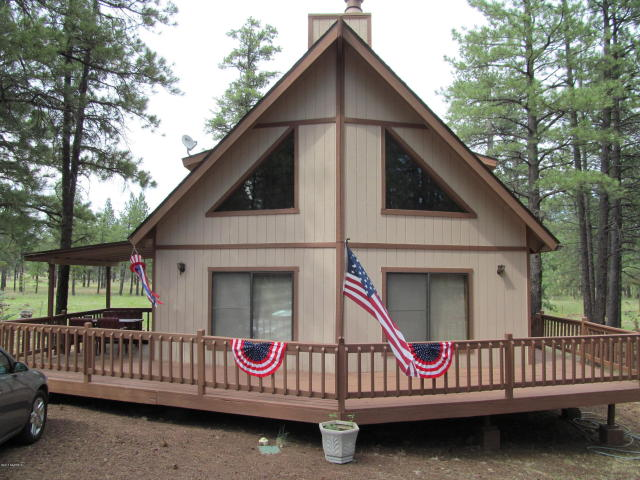 17165 Trail Winds Place, Munds Park, Arizona 86017