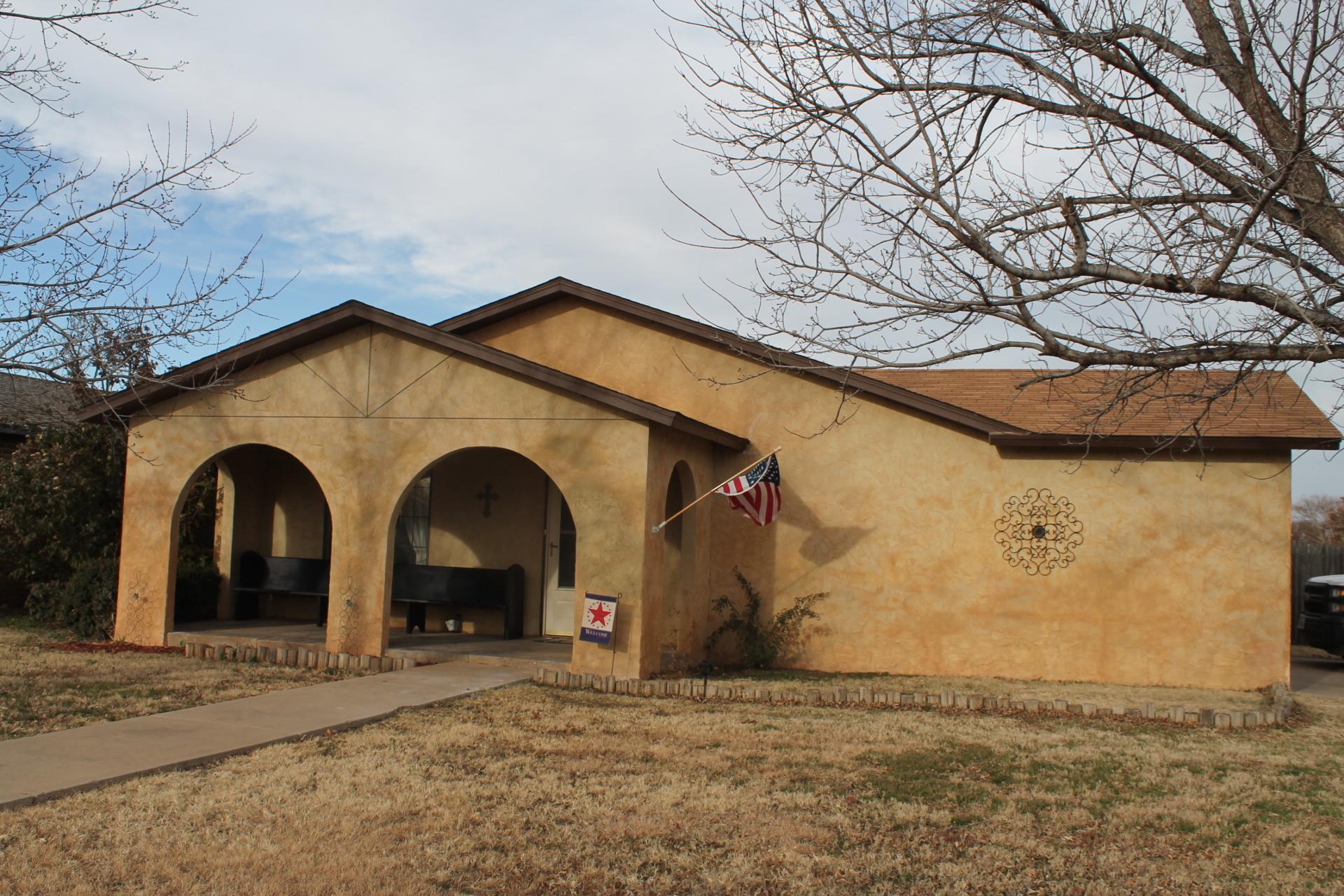 3900 Ridgeway Dr. , Plainview, Texas 79072