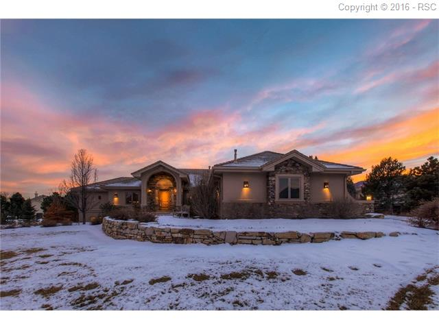 1935 Twinflower Point, Colorado Springs, CO 80904