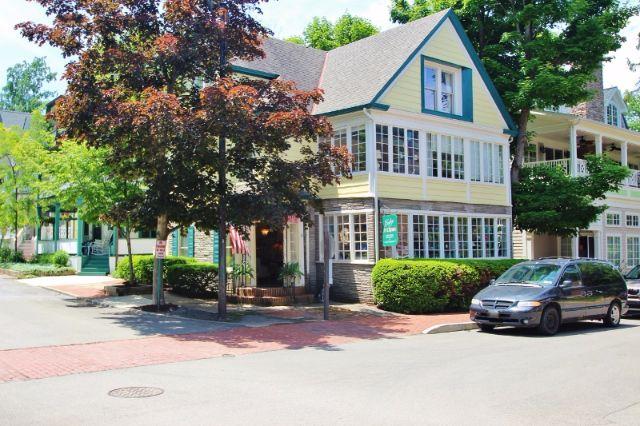 2  Ames, Chautauqua Institution, NY 14722