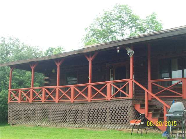 7027  Town Line Rd, Franklinville, NY 14737