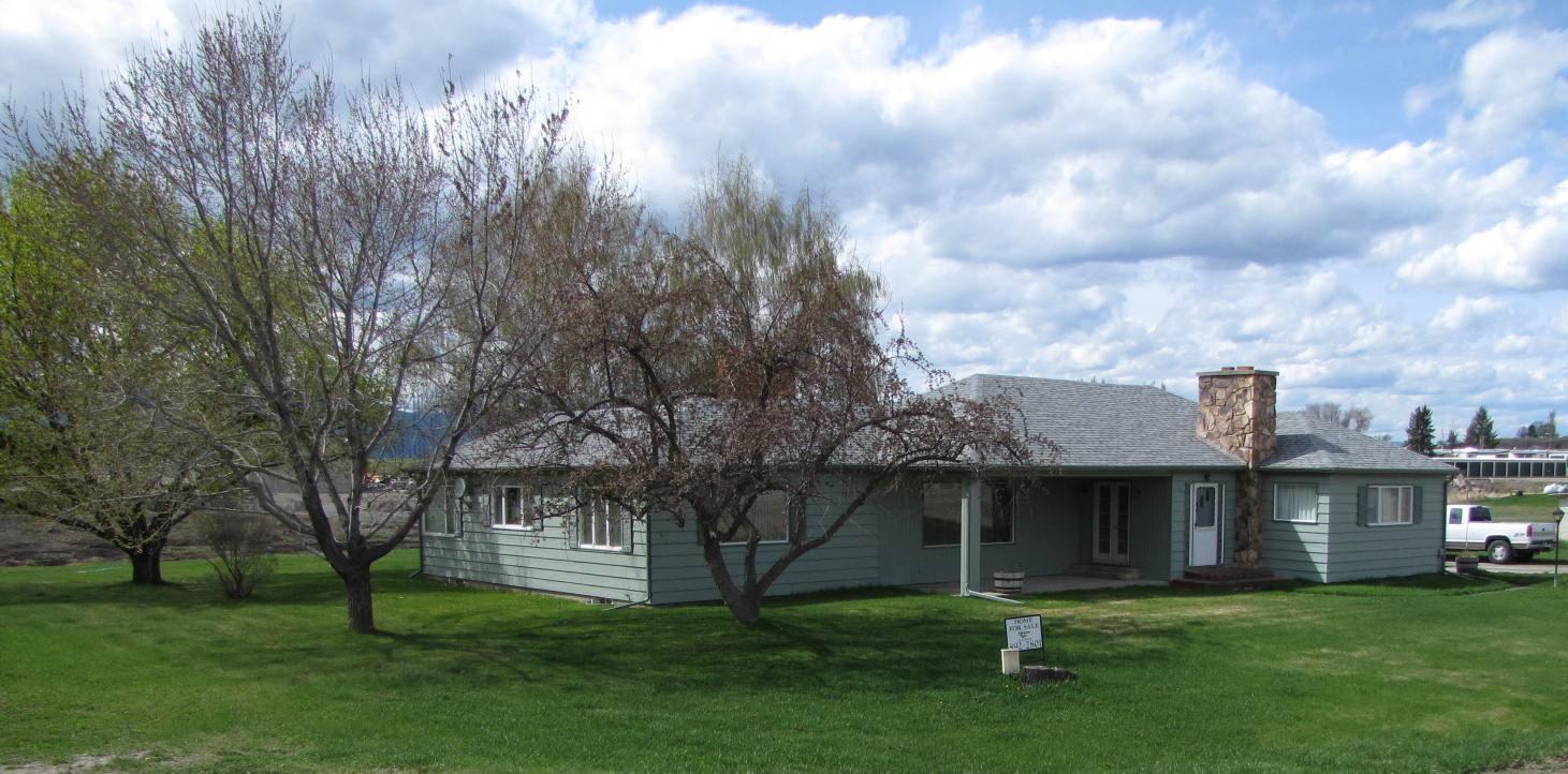599 Hwy 93 North, Eureka, Montana 59917