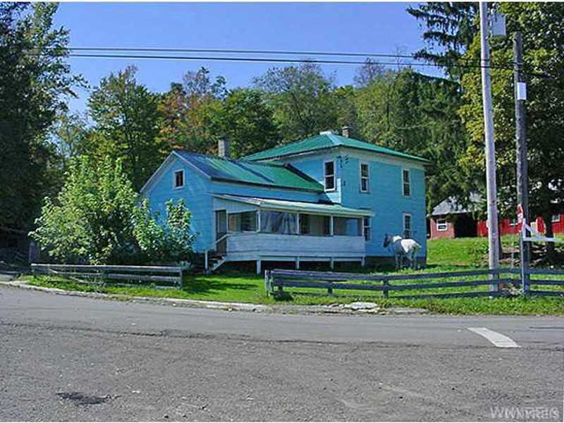 6245  Martin Corners Rd, Lyndon, NY 14727