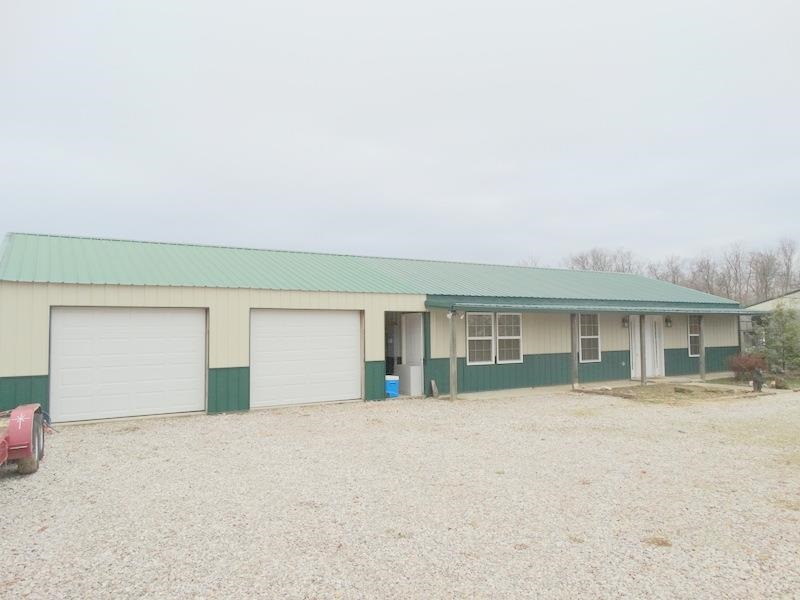 374 S Strawberry Hall Rd, Wheatland, IN 47597