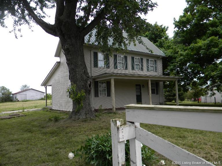 10606 S State Road 66, Hardinsburg, IN 47125