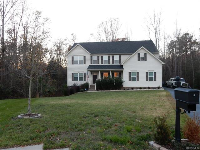 1513 Quiet Forest Ln, South Chesterfield, VA 23834