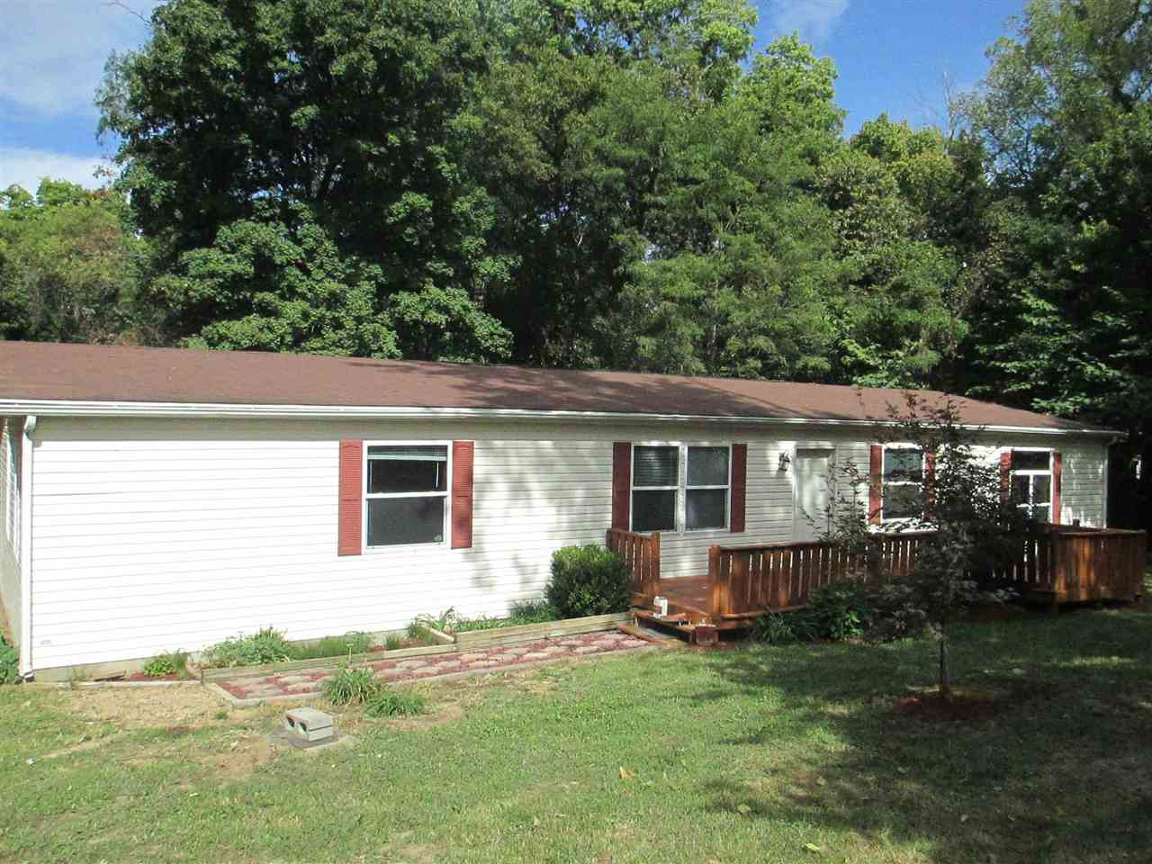 1275 N Old Plank Rd, New Harmony, IN 47631