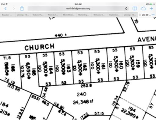 44  Church Ave Ave, Northbridge, MA 01534