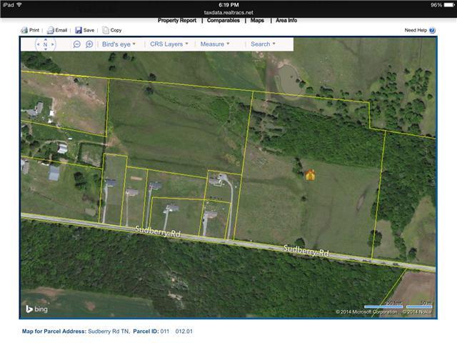 163  Sudberry Rd, Unionville, TN 37180