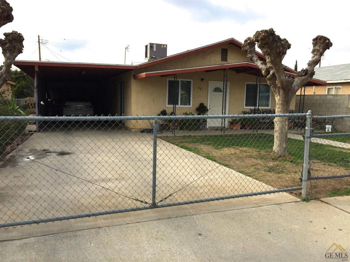681 Meyer Street, Arvin, California 93203